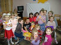 Благотворительность в детских садах