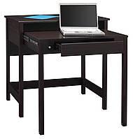 Стол письменный компьютерный из массива дерева 037