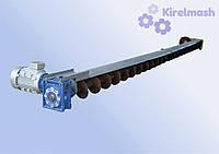 Винтовой конвейер радиально-поворотный ВКРП