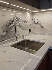 Стільниця на кухню з кварцевого камню Авант 7500, фото 2