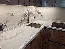 Стільниця на кухню з кварцевого камню Авант 7500, фото 3