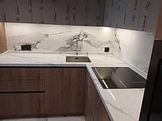 Стільниця на кухні з кварцового каменю Авант 7500, фото 2