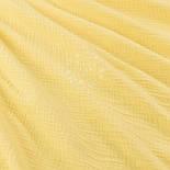 Отрез двухслойного муслина, цвет лимонный, размер 90*135 см, фото 2