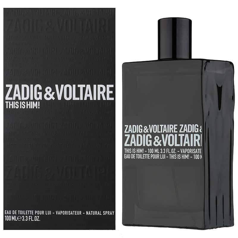 Мужская туалетная вода Zadig&Voltaire This is Him 100 мл (Euro)
