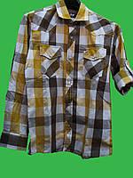 Рубашка для мальчика 110, 128 Турция