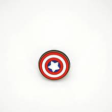 Освежитель Marvel AIR Fresh для автомобиля на клипсе Первый мститель Щит Капитана Америка hubnojr, КОД: