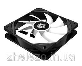 Вентилятор ID-Cooling TF-12025-ARGB, 120x120x25мм, 4-pin PWM, черный, фото 3