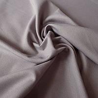 Ткань с тефлоновой пропиткой однотонная серая, ш.180 см