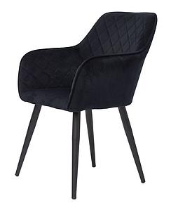 Кресло Antiba черный TM Concepto