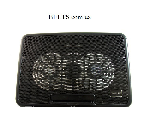 Охлаждающая подставка под ноутбук Cooling Pad m2 (Кулер 9-17'')