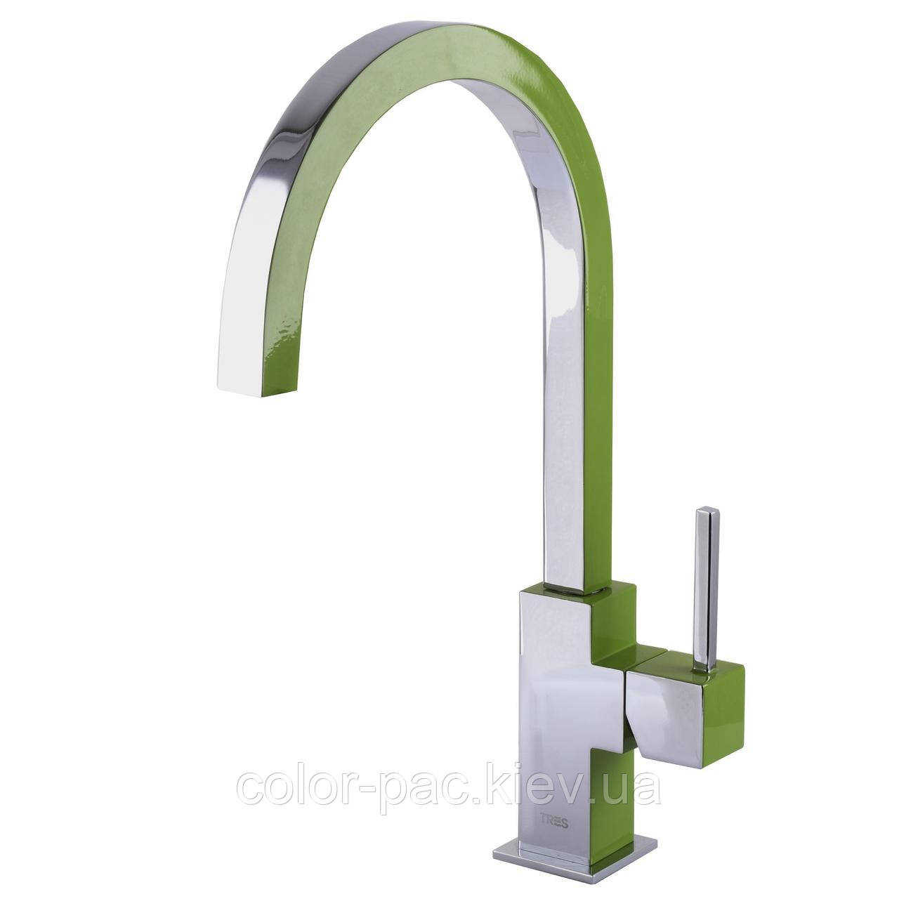 Змішувач для кухні TRES CUADRO VE-TOP 130497