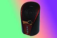 Портативная аудио колонка WS-133 Bluetooth (качество)