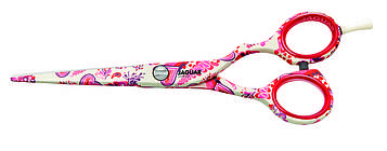 Ножницы для стрижки Jaguar White Line JaguArt Heartbreaker 5