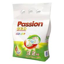 Порошок для прання Passion Gold Color 3.2 kg