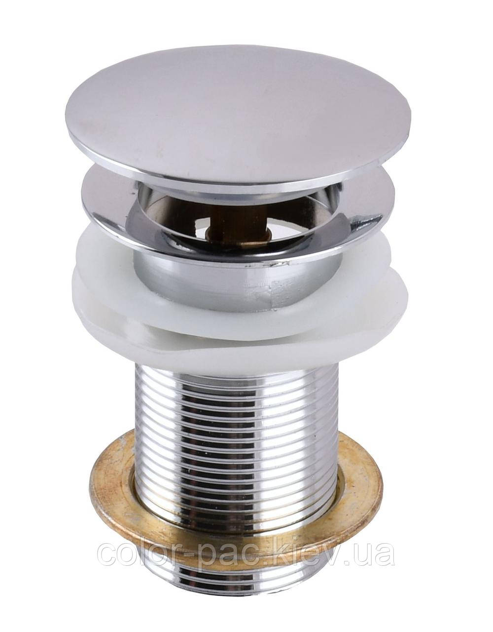 Донний клапан Globus Lux HG15-03B (Click-clack)