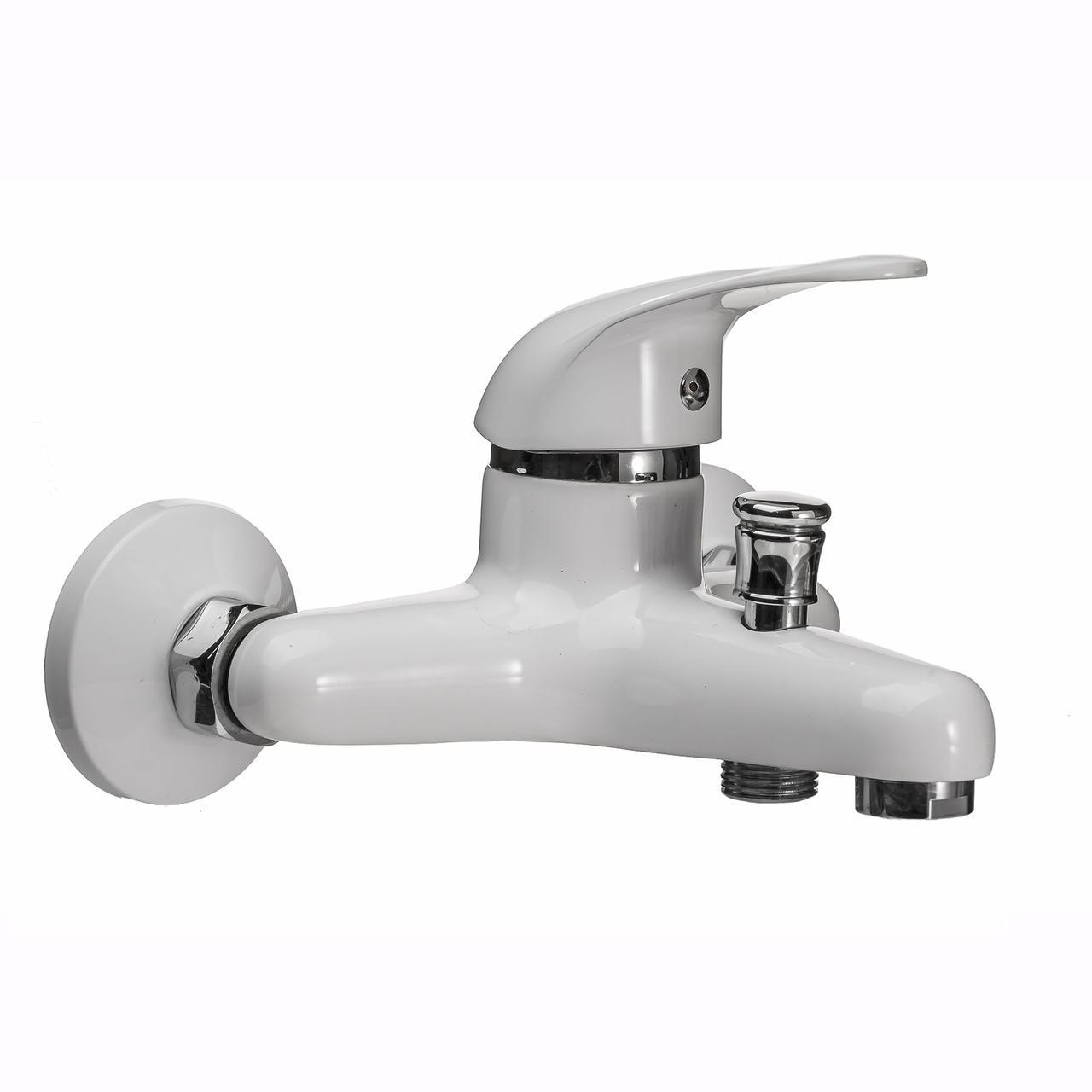 Смеситель для ванны EcoMix GEZ-WHITE-102