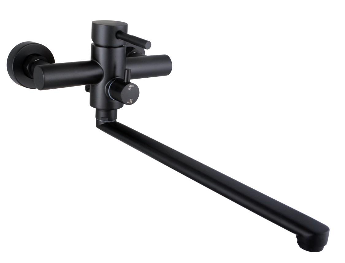 Змішувач для ванни Globus Lux ALPEN SBT1-208-BB