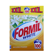 Порошок для стирки Formil Relaxing White 6,5 кг 100 стирок