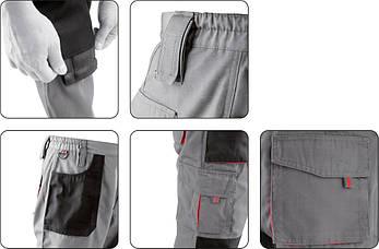 Рабочие брюки DAN YATO YT-80288 размер XL, фото 2