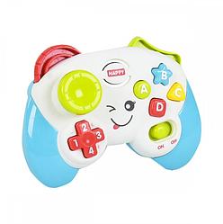 Детский игрушечный умный пульт, обучающая интерактивная игрушка, музыкальный джойстикQF366-035