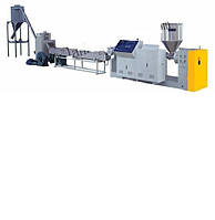 Линия грануляции полимера (производительность 50 кг/ч)