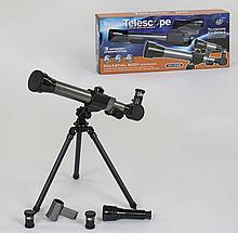 Телескоп детский настольный 3 степени увеличения