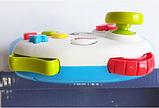 Дитячий іграшковий розумний пульт, навчальна інтерактивна іграшка, музичний джойстик QF366-035, фото 5
