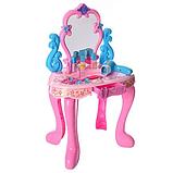 Дитячий ігровий набір модниці Чарівне трюмо 008-86 туалетний столик, фото 2