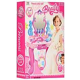 Дитячий ігровий набір модниці Чарівне трюмо 008-86 туалетний столик, фото 4