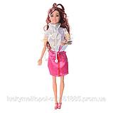 Кукла доктор шарнирная Педиатр с младенцем и мебелью, JX 100-23, Сюжетно-ролевые наборы для девочек, фото 4