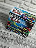 Гнущийся и светящийся гоночный трек Magic Tracks 220 деталей, фото 2