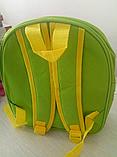 Маленький дитячий рюкзачок для малюків Tilly тварини для дитячого садка, рюкзак метелик BT-CB-0001, фото 2