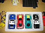 Дитячий гоночний автотрек Turbo Chargers 2808 AB (235 см) з машинками для дітей, фото 4