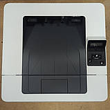 Принтер HP LaserJet 402 DN пробіг 6 тис. сторінок з Європи, фото 2