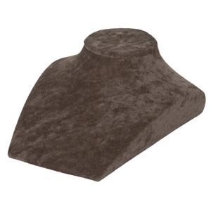 Подставки для бижутерии коричневый 8x17.5x13.5 см