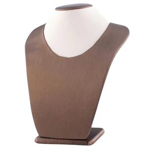 Подставка для украшений коричневый 17x16 см
