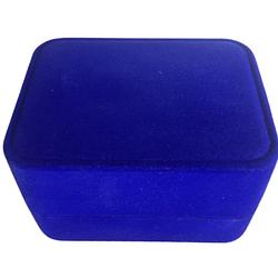Коробка для годин Квадрат синій