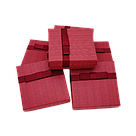Коробочка подарочная для украшений 9/9/2,5 см 24 шт./упак., фото 3