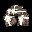 Коробочка подарочная для украшений 9/9/2,5 см 24 шт./упак., фото 7