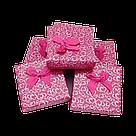 Коробочка подарочная для украшений 9/9/2,5 см 24 шт./упак., фото 10