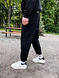 😝 Джинси - широкі Чоловічі Джинси / чоловічі джинси чорні з якісного котону, фото 2