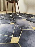 """Килим """"Нові стільники"""" 140 на 200 см, фото 5"""
