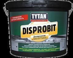 Tytan Disprobit 10 кг бітумна мастика для покрівлі та гідроізоляції