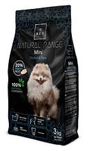 Корм для дорослих собак дрібних порід Rex (Рекс) Natural Range курка, 3 кг