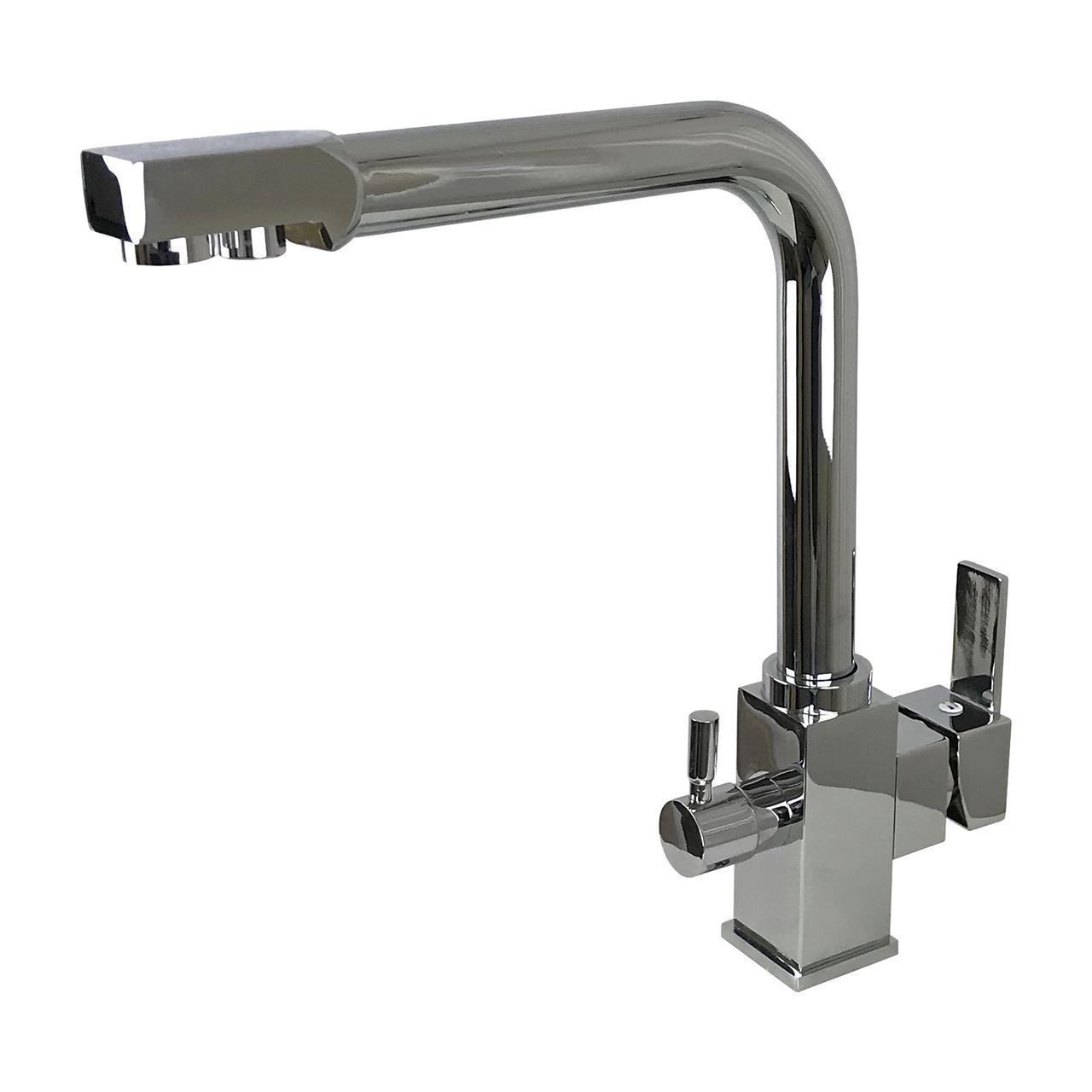 Смеситель для кухни под осмос Globus Lux GLLR-0100