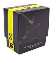 Петли TRX Zelart PRO PACK P3 FI-3727-06, черно-желтый