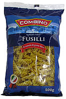 Макароны Cоmbino FUSILLI (Спираль) 500г. (Италия)