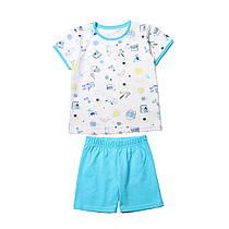 Пижама для мальчика, летняя (98, 104, 110, 116 см)