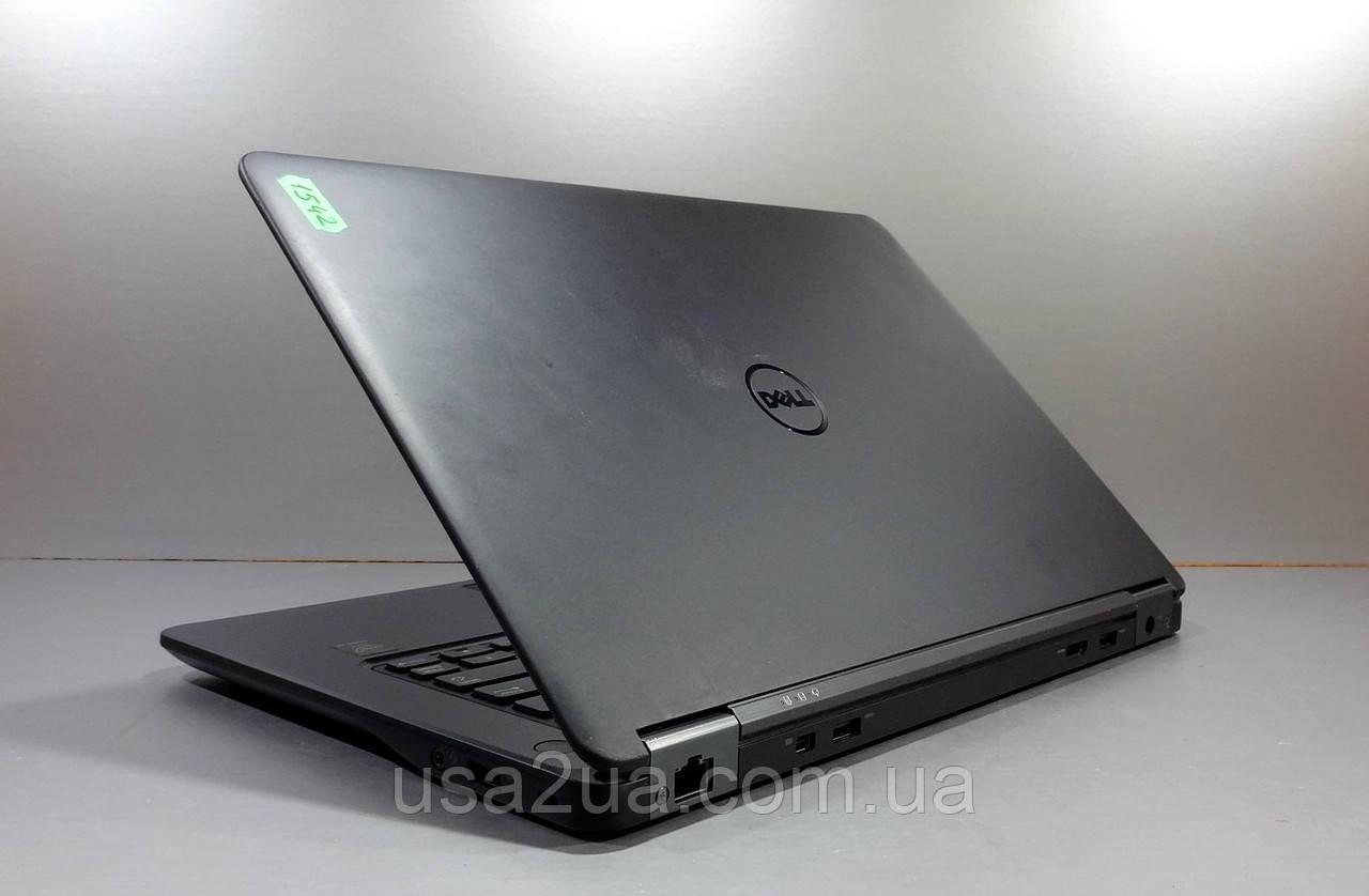Ноутбук Dell Latitude E7450 Core i5 5gen 8Gb SSD 128gb Web камера кредит гарантія.