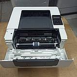 Принтер HP LaserJet 402 DN пробіг 5 тис. сторінок з Європи, фото 3